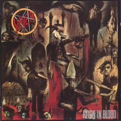 Reign In Blood - CD / Slayer / 1986