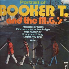 Portrait of - LP / Booker T. & The MGs / 1973