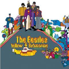 Yellow Submarine - LP / Beatles / 2012