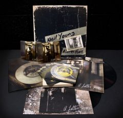 A Letter Home - 2LP+cd+dvd+7 singleplader o.a. / Neil Young / 2014
