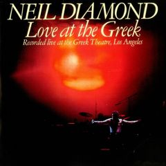 Love at the Greek - 2LP / Neil Diamond / 1977
