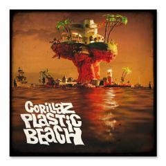 Plastic Beach - CD / Gorillaz / 2010