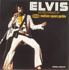 As Recorded At Madison Square Garden - 2cd / Elvis Presley / 1972
