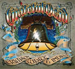 Crimson, White & Indigo - 1DVD+3CD / Grateful Dead / 2010
