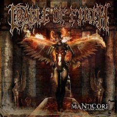 The Manticore And Other Horrors - CD / Cradle of Filth / 2012
