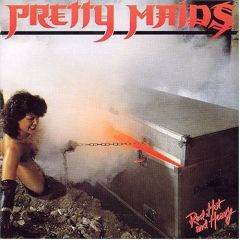 Red, Hot and Heavy - LP / Pretty Maids / 1984