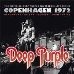 Copenhagen 1972 - 2CD / Deep Purple / 2013