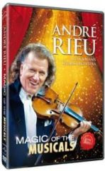 Magic Of The Musicals - DVD / Andre Rieu / 2014