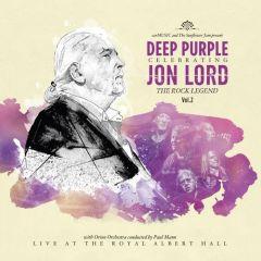Celebrating Jon Lord - The Rock Legend - 2LP / Deep Purple / 2018
