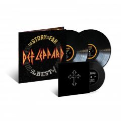 "The Story So Far - The Best Of Def Leppard - 2LP+7"" / Def Leppard / 2018"