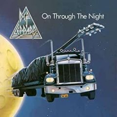 On Through the Night - LP / Def Leppard / 1980/2020