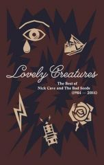 Lovely Creatures (Best of) - Super Deluxe 3CD + DVD + Bog / Nick Cave & The Bad Seeds / 2017