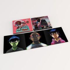 Song Machine: Season One - Strange Timez - 2CD (Deluxe) / Gorillaz / 2020