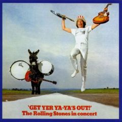 Get Yer Ya-Ya's Out! - LP / Rolling Stones / 1970