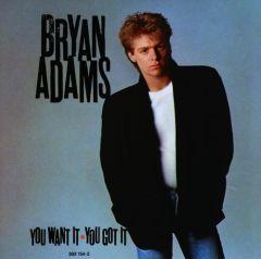 You want it - you got it - LP / Bryan Adams / 1981
