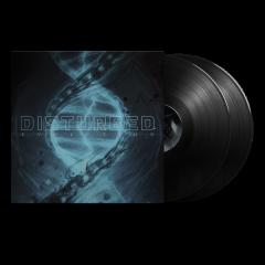 Evolution - 2LP (Deluxe) / Disturbed / 2018