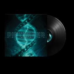 Evolution - LP / Disturbed / 2018
