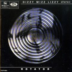 Rotator - 2LP  / Dizzy Mizz Lizzy / 1996 / 2014