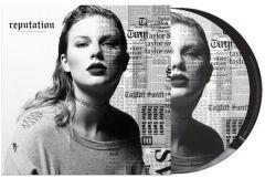 Reputation - 2LP (Picture Disc Vinyl) / Taylor Swift / 2017