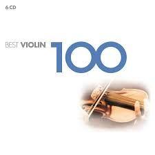 100 Best Violin - 6CD / Various Artists / 2019