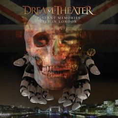 Distant Memories - Live In London - 3CD+2Blu-Ray (Deluxe Slipcase) / Dream Theater  / 2020