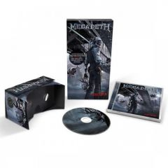 Dystopia - CD (Special edition) / Megadeth / 2016