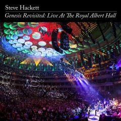 Genesis Revisited / Live At The Royal Albert Hall - 2cd+2dvd+bluray / Steve Hackett / 2014