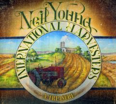 A Treasure (CD+Blu-Ray) / Neil Young / 2011