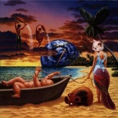 Trial By Fire - cd / Journey / 1996