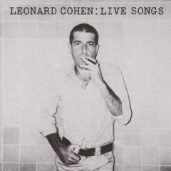 Live Songs - CD / Leonard Cohen / 1973