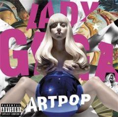 CD / Lady Gaga / 2013