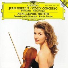 Sibelius - Violin Concerto / AnneSophie Mutter / 1995