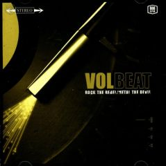 Rock The Rebel / Metal The Devil - CD / Volbeat / 2007