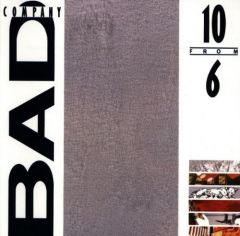 10 from 6 - LP / Bad Company / 1975