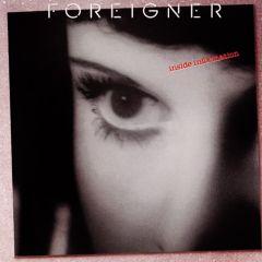Inside Information - LP / Foreigner / 1987