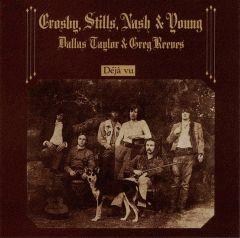 Deja Vu - CD / Crosby, Stills, Nash & Young / 1970