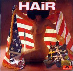 Hair (Dansk) - LP / Soundtracks / 1971