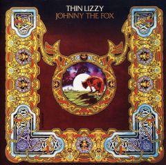 Johnny the fox - cd / Thin Lizzy / 1976