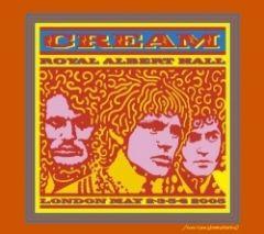 Royal Albert Hall - London May 2-3-5-6 2005 - 2CD / Cream / 2005