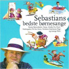 Sebastians Bedste Børnesange - CD / Sebastian / 2010