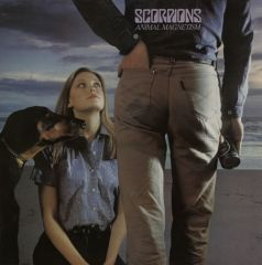 Animal Magnetism - cd / Scorpions / 1980/2001