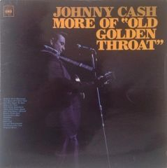 "More Of ""Old Golden Throat"" - LP / Johnny Cash / 1967"