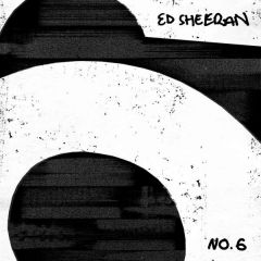 No. 6 Collaborations Project - 2LP / Ed Sheeran / 2019
