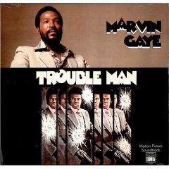 Trouble Man - LP / Marvin Gaye | Soundtrack / 1972 / 2003