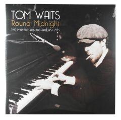 Round Midnight - The Minneapolis Broadcast 1975 - 2LP / Tom Waits / 2012