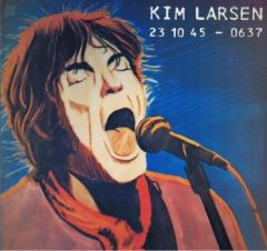 23 10 45-0637 - LP / Kim Larsen / 1979