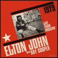 Live From Moscow - 2CD / Elton John   Ray Cooper / 2020