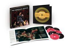 '68 Comeback Special (50th Anniversary Edition) - 5CD+2BD / Elvis Presley / 1968 / 2018