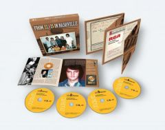 From Elvis In Nashville - 4CD / Elvis Presley / 2020