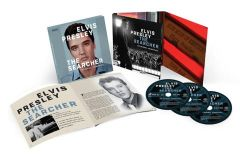 Elvis Presley: The Searcher (The Original Soundtrack) - 3CD (Deluxe) / Elvis Presley / 2018